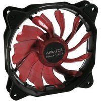 LC Power AiRazor 120mm Black Series LED red