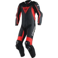 Dainese D-Air Racing Misano 1pc black/red