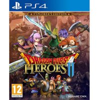 Dragon Quest Heroes II: Explorer's Edition (PS4)