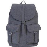 Herschel Dawson Laptop Backpack dark shadow wrinkled nylon (10233)