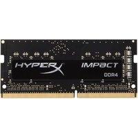 Kingston HyperX Impact 4GB SODIMM PC4-19200 CL15 (HX424S14IB/4)
