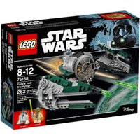 LEGO Star Wars - Yoda's Jedi Starfighter (75168)