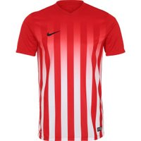Nike Striped Division II Jersey university red/white/black