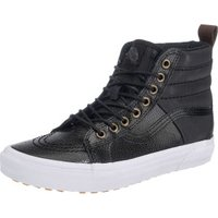 Vans Sk8-Hi 46 MTE Pebble Leather black
