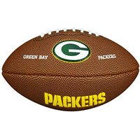 Wilson NFL Team Logo Mini Green Bay Packers