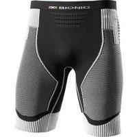 X-Bionic Effektor Running Power Pants black/white