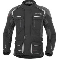 Büse Jacket Trento SympaTex black/ light grey