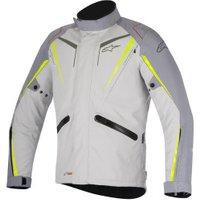 Alpinestars Yokohama Drystar Jacket light grey/grey/yellow