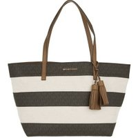 Michael Kors Stripe Canvas brown (30H6GUOT7C)