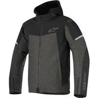 Alpinestars Stratos Techshell Drystar Jacket grey/black