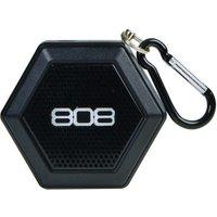 808 Hex Tether black