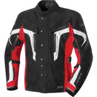 IXS Navigator Lady Jacket black/red/white