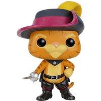 Funko Pop! Movies: Shrek - Puss in Boots 280
