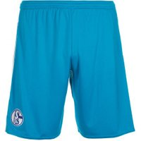 Adidas FC Schalke 04 Shorts Away 2015/2016 blue