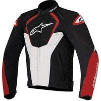 Alpinestars T-Jaws Jacket black/white/red