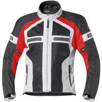 Held Tropic II Textiljacket grey/red