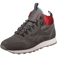 Reebok CL Leather Mid mc stone/red