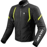 REV'IT! Jupiter 2 Jacket black/neon yellow