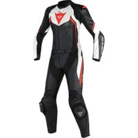 Dainese Avro D2 Lady 2 pc black/white/red