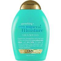 OGX Sea Mineral Shampoo (385ml)