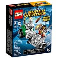 LEGO DC Comics - Mighty Micros: Wonder Woman vs. Doomsday (76070)