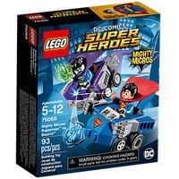 LEGO 76068 Mighty Micros Superman vs Bizarro Building Toy