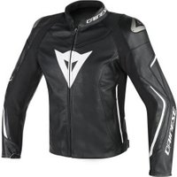 Dainese Assen Jacket black/white