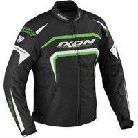 IXON Eager Jacke black/white/green