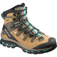 Salomon Quest 4D 2 GTX W shrew/camel gold ltr/teal blue