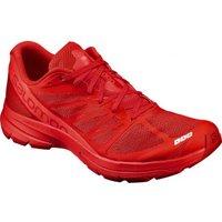 Salomon S-Lab Sonic racing red/molten lava/white