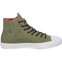 Idealo ES|Converse Chuck Taylor All Star II Hi - fatigue green/signal red