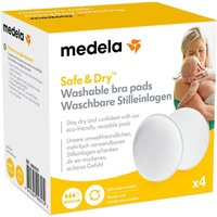 Medela Washable Bra Pads (4-pc)