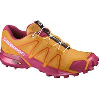Salomon Speedcross 4 W bright marigold/sangria/rose violet