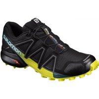 Salomon Speedcross 4 black/everglade/sulphur spring