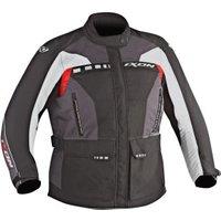 IXON Corsica Lady Jacket black/grey/red