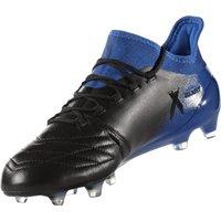 Adidas X 16.1 FG Leather core black/shock pink/blue