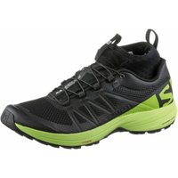 Salomon XA Enduro black/lime green/black