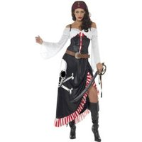 Smiffy's Sultry Swashbuckler - Lady Pirate Costume (38062)