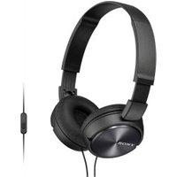Sony MDR-ZX310AP (black)