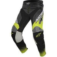 Alpinestars Racer Supermatic 2017 Pants black/yellow