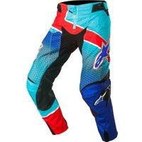 Alpinestars Techstar Venom 2017 Pants blue/red