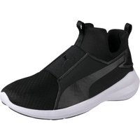 Puma Rebel Mid Wmn black/black/white