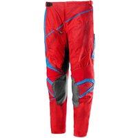 IXS Hurricane Kids Pants red/blue