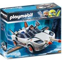 Playmobil City Action - Agent P.'s Spy Racer (9252)