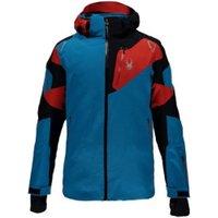 Spyder Men's Leader Jacket blue/black