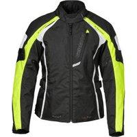 Germot Messina II Lady Jacket black/white/yellow