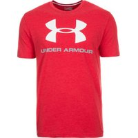 Under Armour Men's Graphic T-Shirt UA Sportstyle Logo red (600)