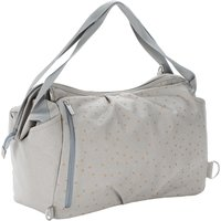 Lassig Casual Twin Bag Triangle light grey