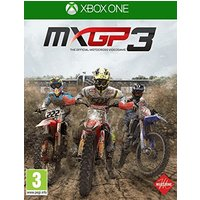 MXGP 3: The Official Motocross Videogame (Xbox One)