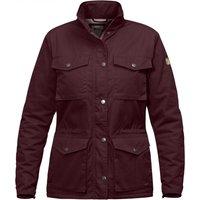 Fjällräven Räven Winter Jacket W Dark Garnet